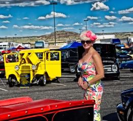 Route Casino Hotel Car Show Albuquerque NM - Rt 66 car show